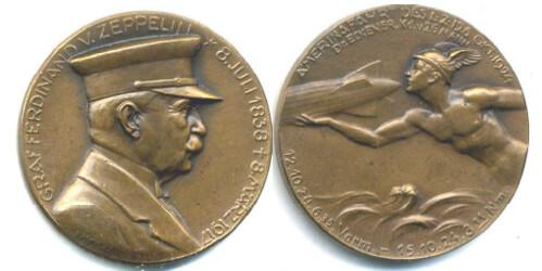 Zeppelin medal