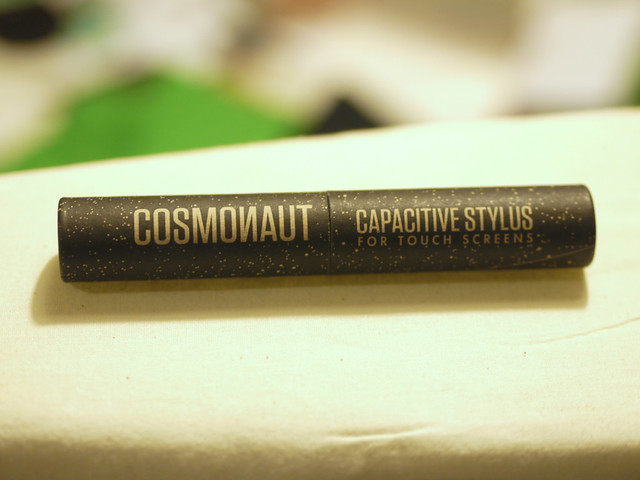 Stylish packaging for the Cosmonaut