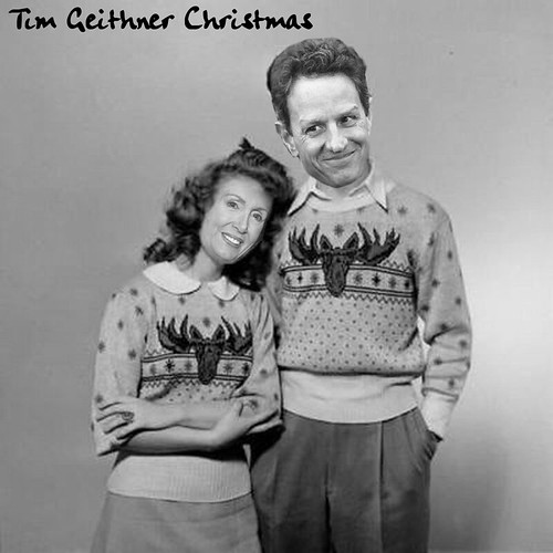 GEITHNER CHRISTMAS SPECIAL by Colonel Flick/WilliamBanzai7