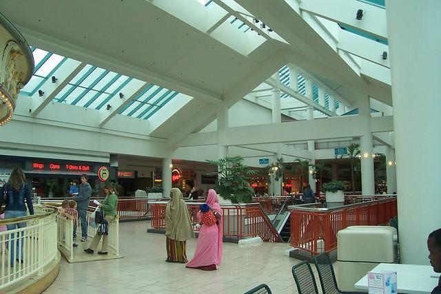 Destiny Mall Syracuse Food Court