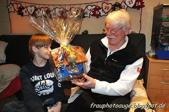Geschenke Lotterie