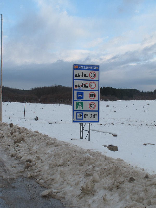 Entering Macedonia [1]