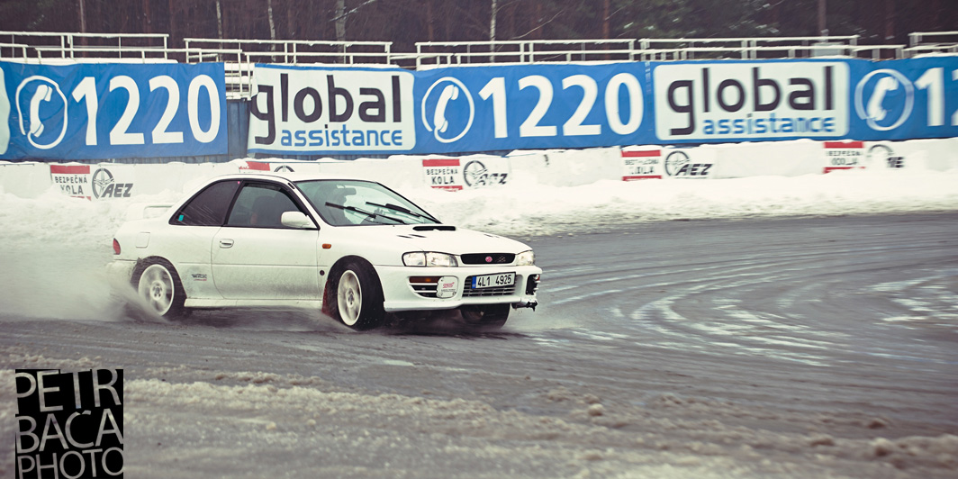 AmaterCup WinterDrive, Subaru Impreza, Sosnová