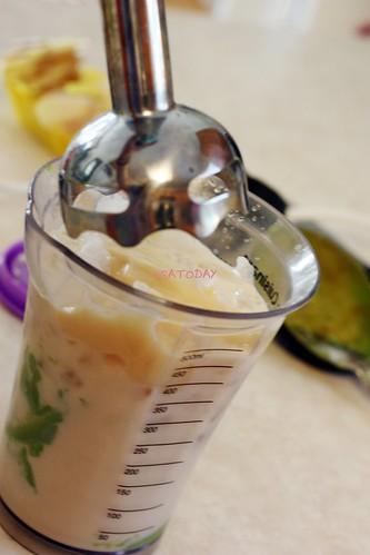 Avocado Soy Shake 酪梨豆奶 7
