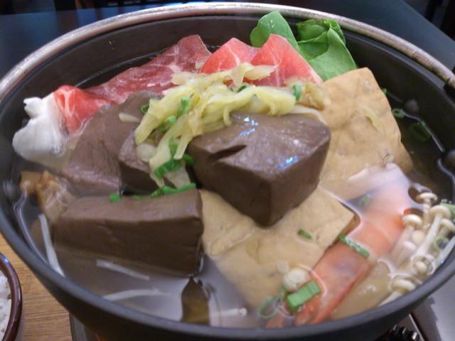 「盛豐」麻辣小吃鍋