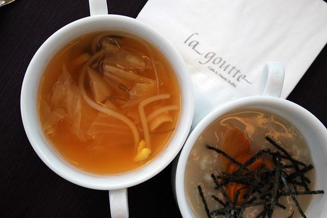 la goutte - Soup and Porridge