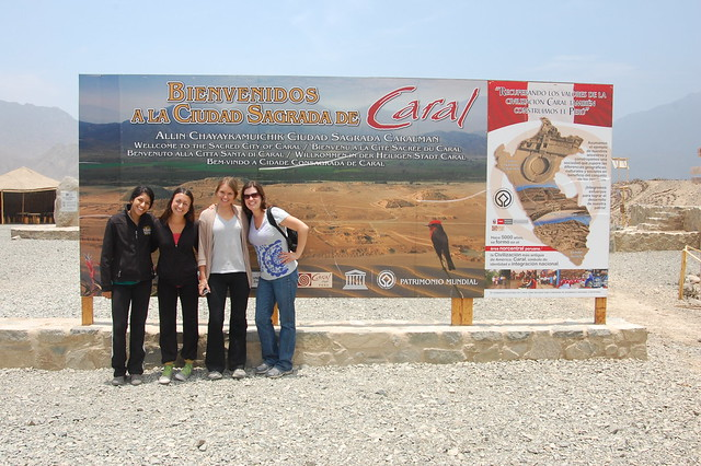 Welcome to Caral!