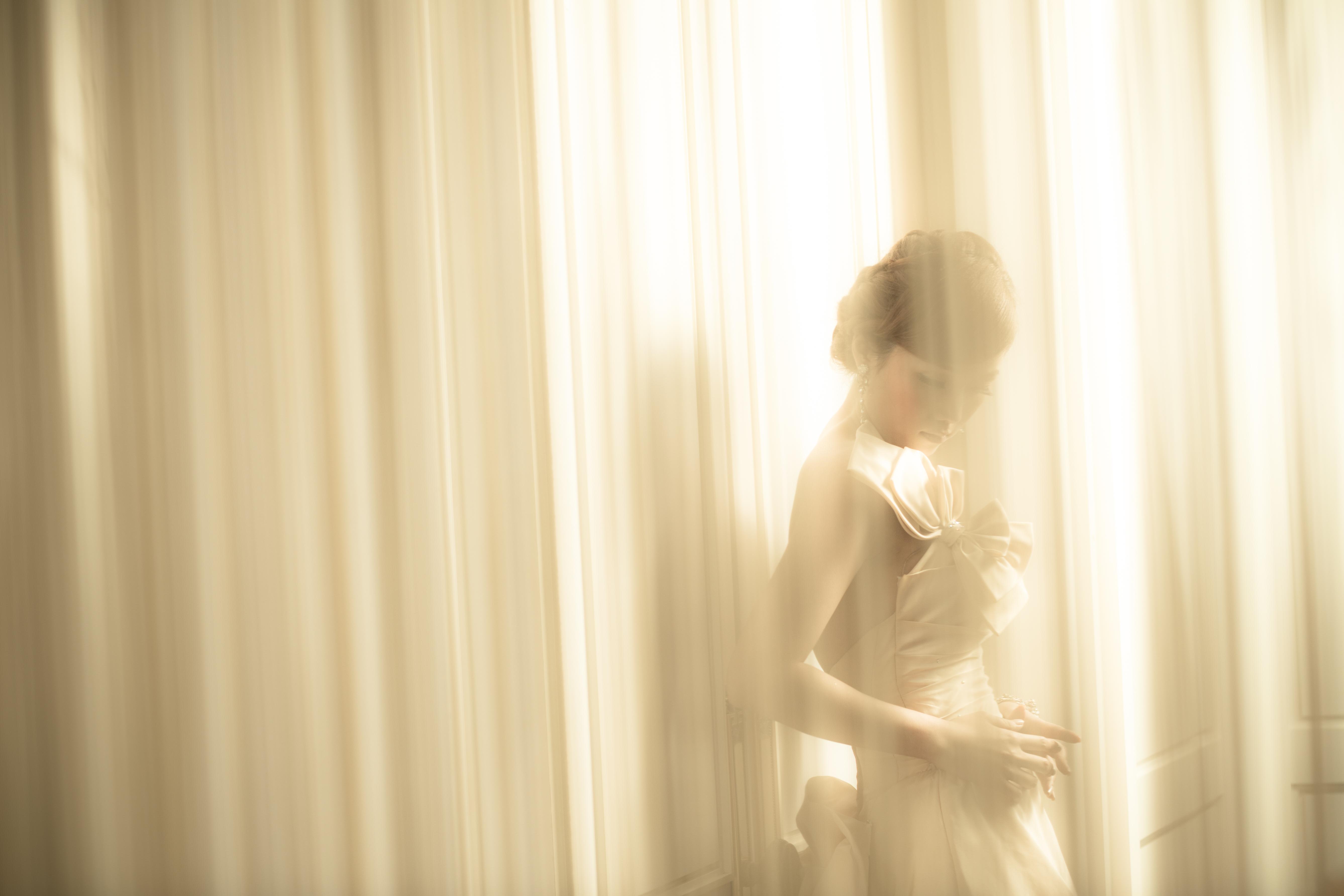 瀞文-婚紗拍樣