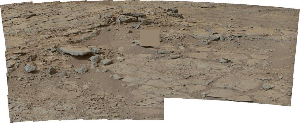 CURIOSITY sol 138 Mastcam R 12471 x 5101