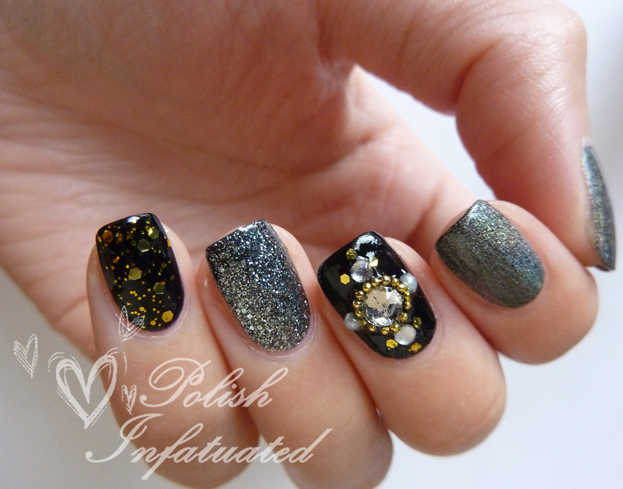 NYE manicure1