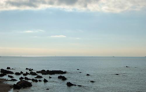 12月の海から2