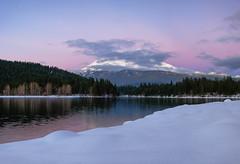 Peek-a-Boo (Mount Shasta)