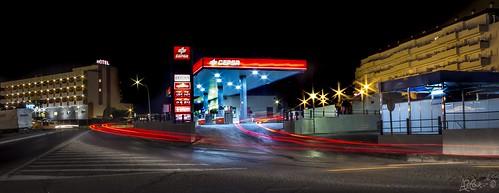 Gasolinera by Bakalito (Antonio Benítez Paz)