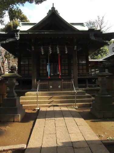 2012-12-31新宿西向天神社3