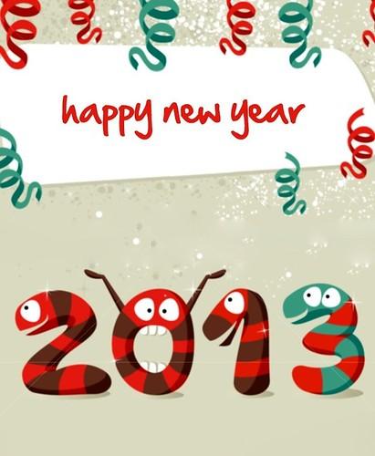2013年新しい時代の幕開け