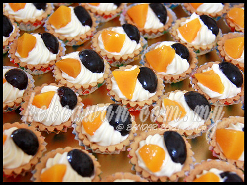 Mini Fruit Tartlet for Herbalife Team!