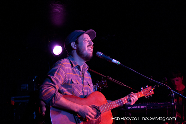 Vetiver @ Cafe Du Nord, SF, 12/29/2012