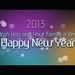 New year greeting by Akshay Vijay Bhondokar