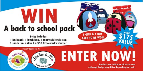 Back to School Prize 2