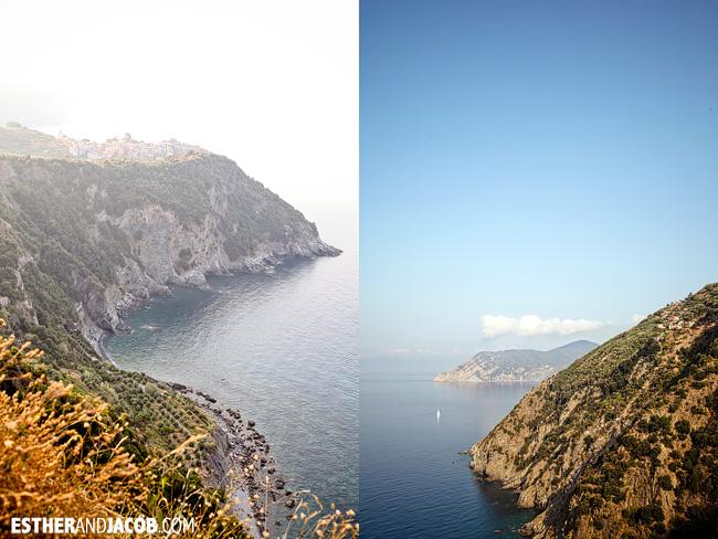 Corniglia on the cliffs | Cinque Terre Italy | Travel Photography