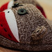Small photo of Sock Monkey Slippers