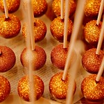 Gold Topped Cake Pops
