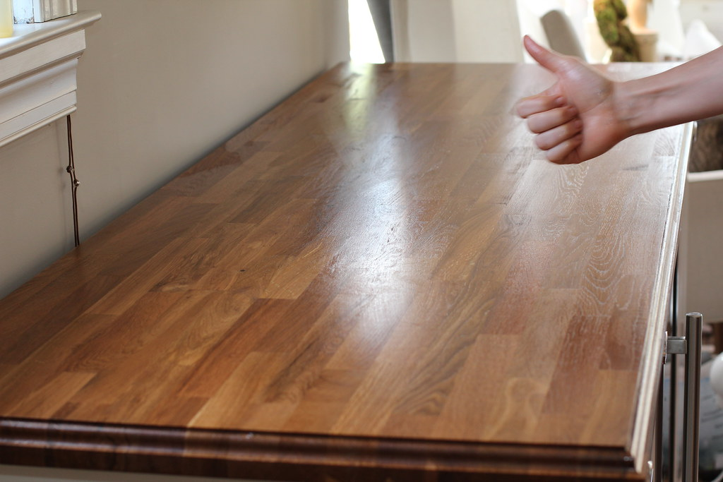 Wax On Wax Off Butcher Block Oil Treatment Update Old Town Home