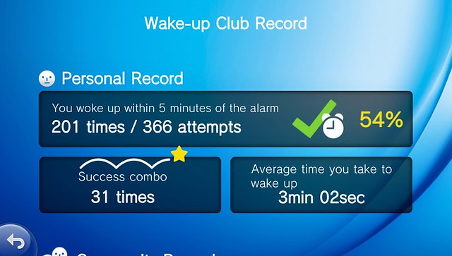 Wake Up Club para PS Vita