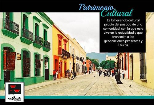 Patrimonio Cultural: Oaxaca