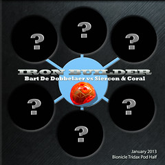 Iron Builder 3.0 - Round 4 - Bart De Dobbelaer vs Siercon and Coral
