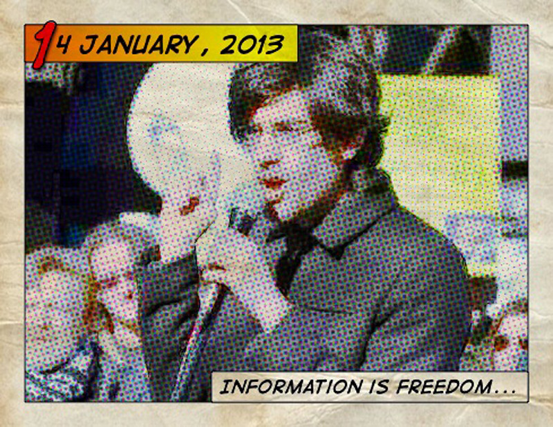 INFORMATION IS FREEDOM