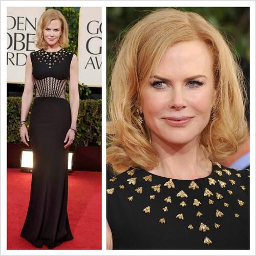 Nicole Kidman in Alexander McQuee