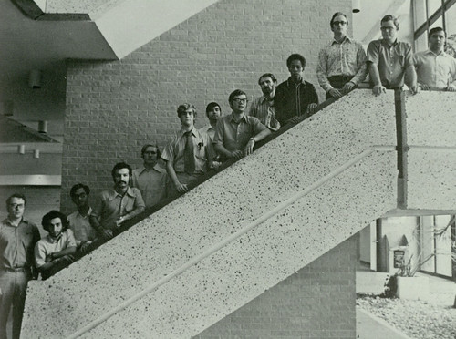UH Civil Engineers 1972