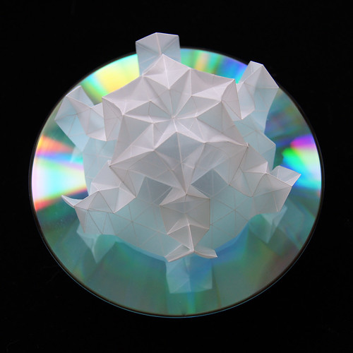 Origami Tutorial 857 (Lydia Diard)