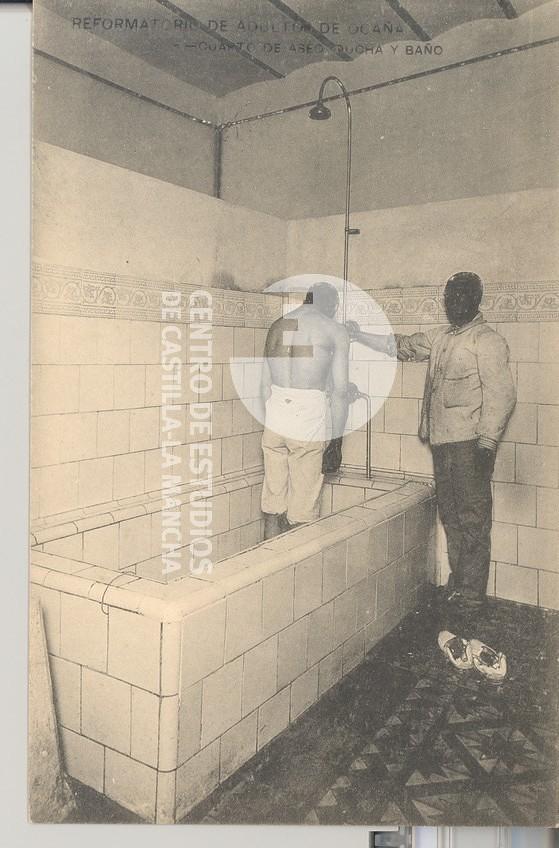 Cuarto de aseo, ducha y baño   Título:Reformatorio de adulto…   Flickr
