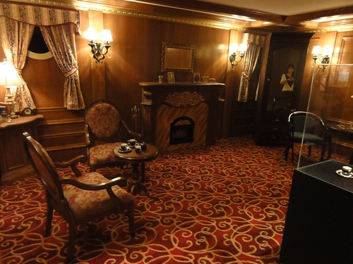 Titanic Exhibition @ Venetian Macau