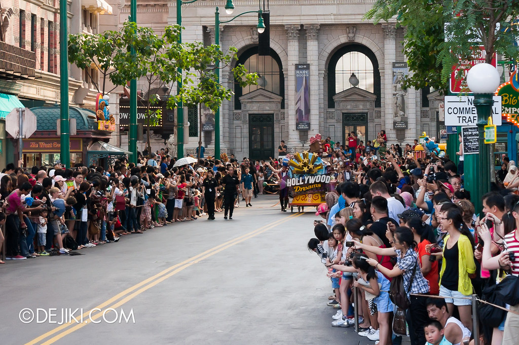 Hollywood Dreams Parade - New York