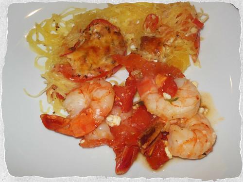shrimpspaghettisquash