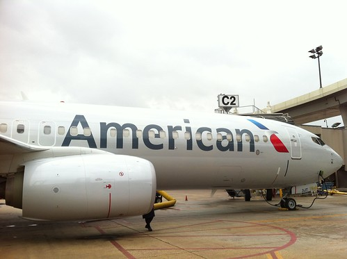 American Airlines New Livery Tour