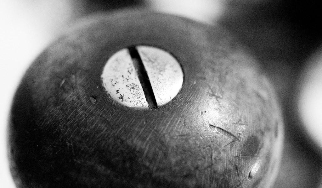 a tool handle