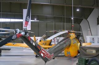 Heckrotor: Bristol 171 Sycamore Mk.52