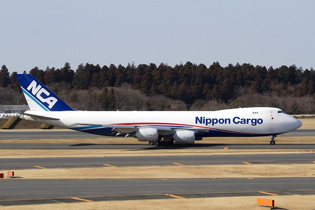 NCA B747-8