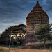 Bagan, Burma - More Dusk on Two Wheels
