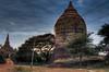 Bagan, Burma - More Dusk on Two Wheels
