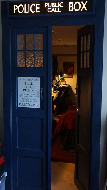 tardis bedroom door dendrohydrology tardis doorway 13435