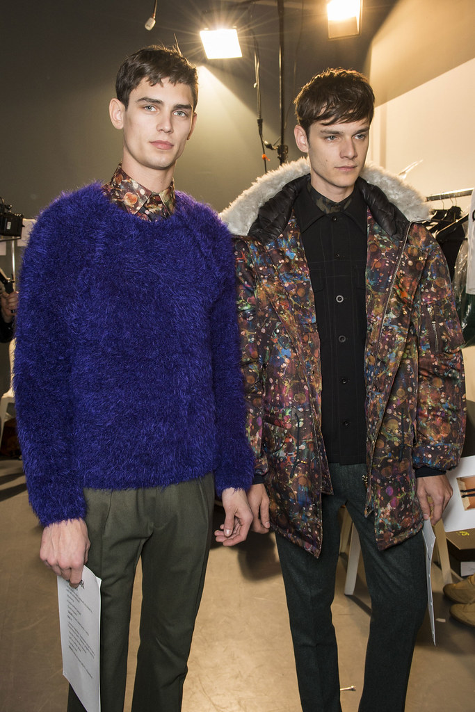 FW13 Paris Paul Smith127_Arthur Gosse, Douglas Neitzke(fashionising.com)