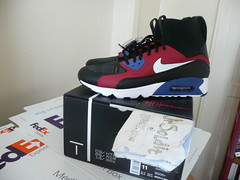 Nike Air Max 90 Ultra Superfly Tinker Hatfield HTM Size 11 850613-001