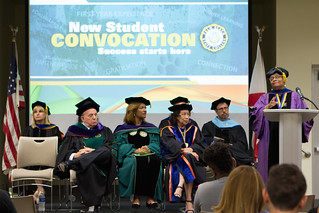 Fall 2016 Boca Raton New Student Convocation