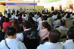 Gobierno de Oaxaca, Arranca SSO 2ª Jornada Nacional de lucha contra el Zika, Dengue y Chikungunya, Oaxaca