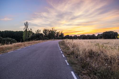 Sunset Masegoso